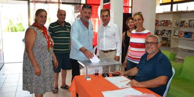 CHP İlçe Başkanlığı Küçükköy'de delegelerini belirledi