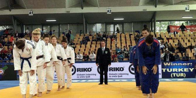 Gençler Avrupa Judo Şampiyonası sona erdi