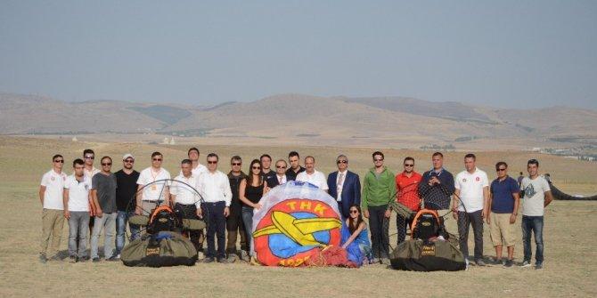 THK Rone Koen Türkiye Milli Model Uçak Serbest Uçuş Şampiyonası gerçekleştirildi