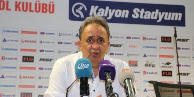 Gaziantepspor - Erzurum BB maçı ardından
