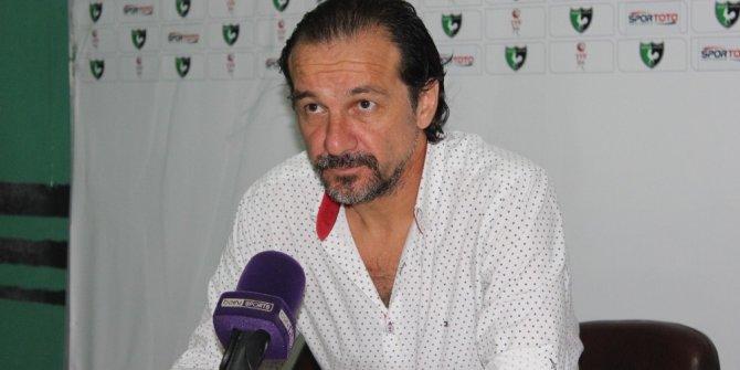 Denizlispor - Giresunspor maçının ardından
