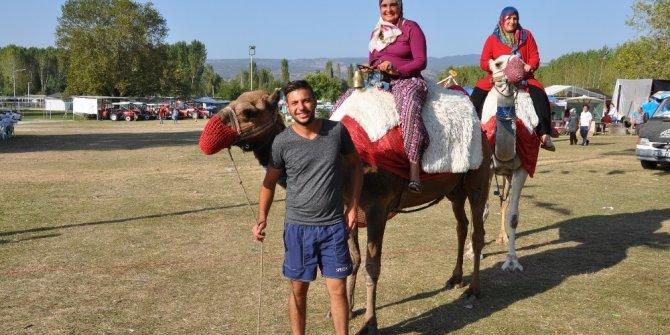 Simav'da deve turları