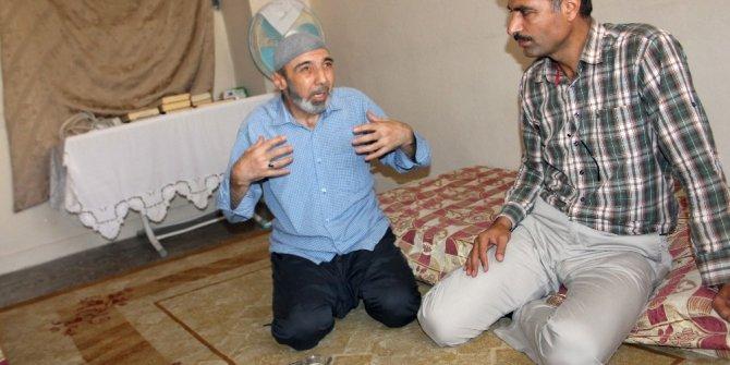 Suriyeli mülteci, yardım değil iş istiyor