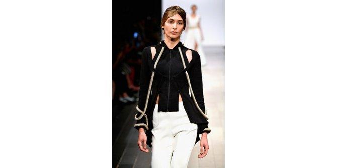 New York Moda Haftasında 'Karadeniz' rüzgârı