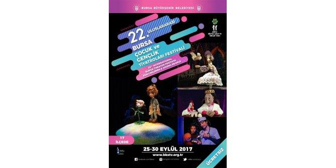 Uluslararası Tiyatro Festivali başlıyor