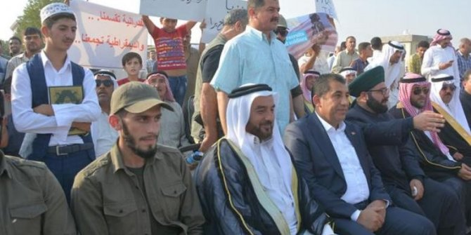 Başkan Atilla'dan Suriye'lilere Destek