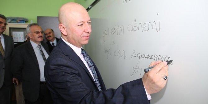 """Başkan Çolakbayrakdar, """"Eğitim ve eğitimcinin her zaman yanındayız"""""""