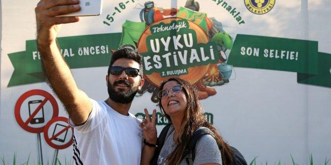 Uylu Festivali ile teknolojiye 48 saat mola