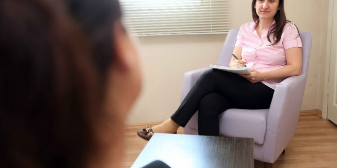 Kadınlara ücretsiz psikolojik destek