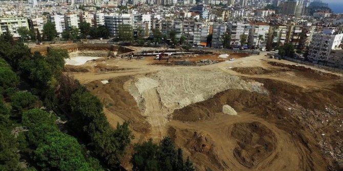 Antalya Kent Müzesi projesi ilerliyor