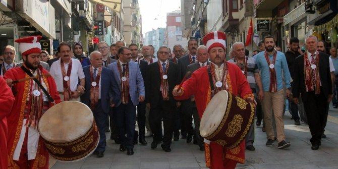 Giresun'da Ahilik Haftası kutlamaları