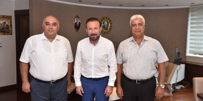Gaziantep tanıtım günü için Başkan Doğan'a davet