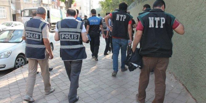 Elazığ'da okul önlerinde polis denetimi
