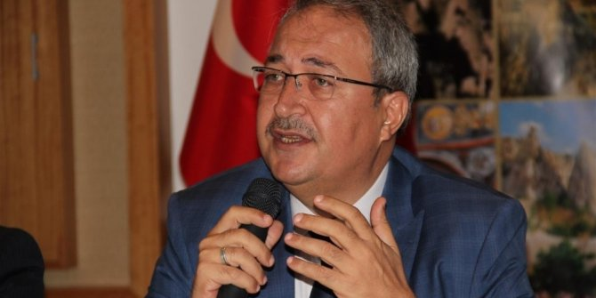 """Ünver, """" Şehit ve Gaziler, Türk milletinin varlık gücüdür"""""""