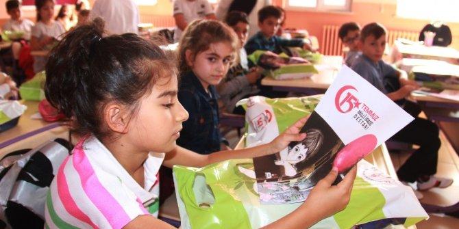 Okullar açıldı, ilk ders 15 Temmuz