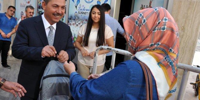 Kdz. Ereğli Belediyesi'nden bin öğrenciye kırtasiye yardımı