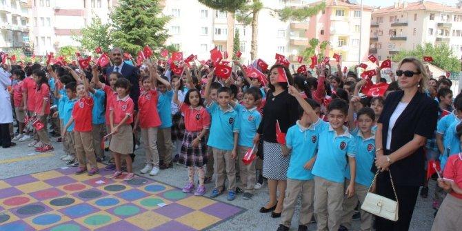 Malatya'da 2017-2018 eğitim-öğretim yılı başladı
