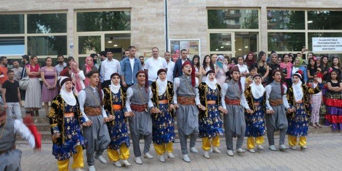 Kayapınar'da 1. Kültür ve Sanat Festivali başladı