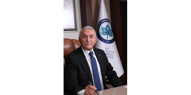 Rektör Gönen'in 'Gaziler Günü' mesajı