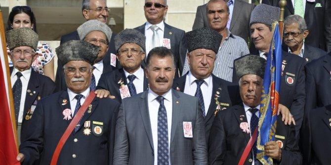 """Tuna: """"Gazilerimiz, vatanımızın ve Türk milletinin güvencesidir"""""""