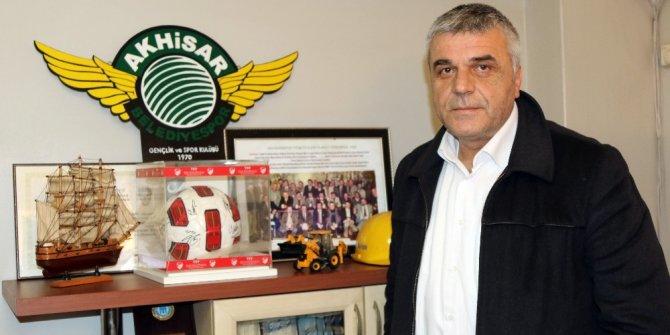 Akhisarspor Başkanı Eryüksel ligin ilk 5 haftadan memnun