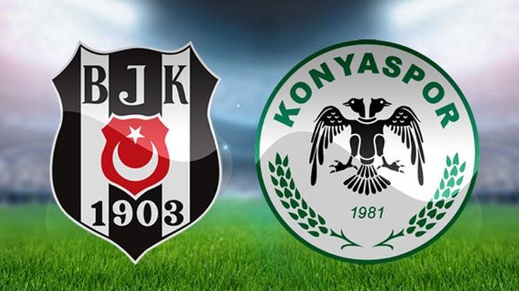 Beşiktaş Konyaspor Geniş Maç Özeti İzle 2-0