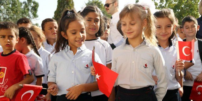 Sanko Okulları 2017-2018 eğitim ve öğretim yılı törenle başladı