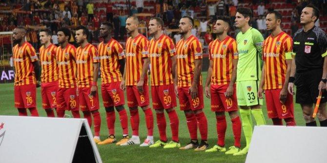 Kayserispor, en son 2010-2011 sezonun 5. haftasında 10 puan toplayabilmişti