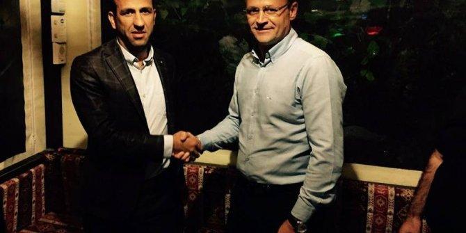 E. Yeni Malatyaspor teknik adamlık için İrfan Buz'da karar kıldı