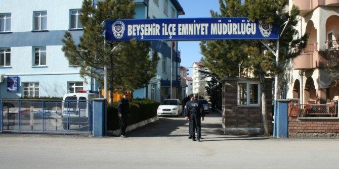 Beyşehir'e yeni İlçe Emniyet Müdürlüğü hizmet binası yapılacak