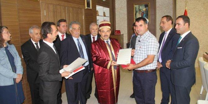 Bitlis'te Ahilik Haftası kutlamaları