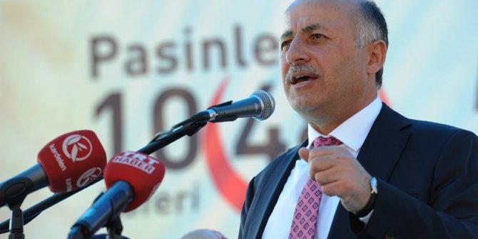 """Vali Azizoğlu: """"Bu topraklara barış ve huzur bin yıl önce geldi"""""""