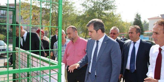 Akçakoca'da geri dönüşüm projesi start aldı