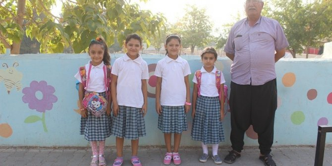 Yavuzeli'nde yeni eğitim öğretim yılı başladı