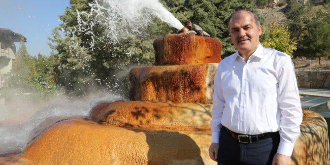 Pamukkale Termal Sağlık Turizmi Zirvesi'ne ev sahipliği yapacak