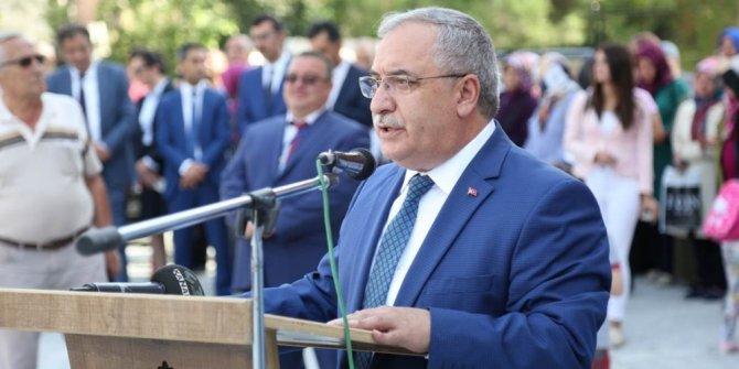 Vali Ahmet H. Nayir: Bulunduğumuz coğrafya itibariyle Türkiye'nin iyi eğitilmiş insan gücüne ihtiyacı var