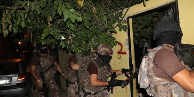 Adana merkezli 3 ilde uyuşturucu operasyonu: 18 gözaltı