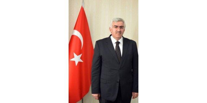 """AK Parti Erzurum İl Başkanı Öz: """"Şehitlik mertebesine yükselen kahramanlarımızı saygıyla anıyoruz"""""""