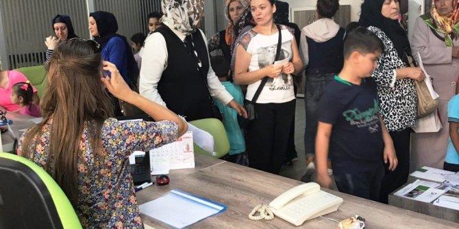 İzmit Belediyesi'nden 418 öğrenciye yardım