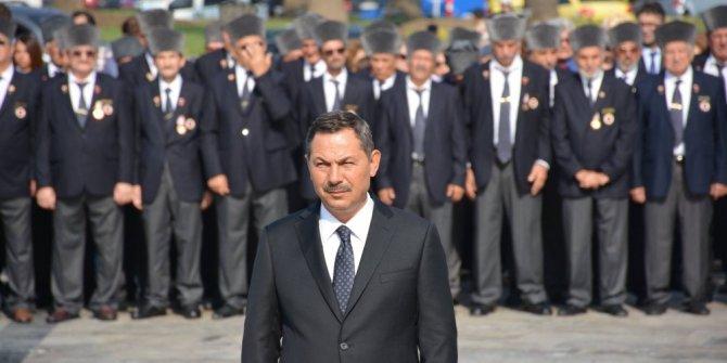 Başkan Uysal Gaziler Günü'nü kutladı