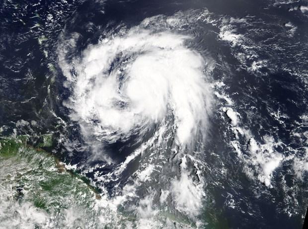 Karayipler Bu Kez Maria Kasırgası ile karşı karşıya