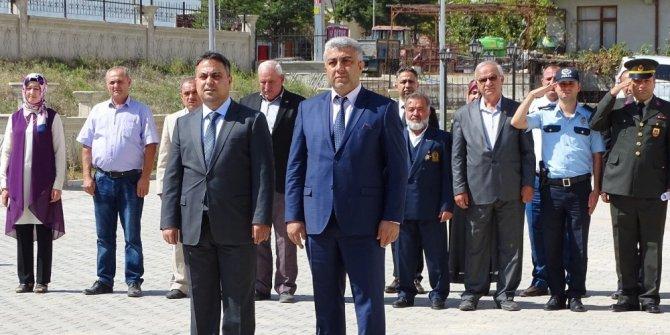 Hisarcık'ta Gaziler Günü kutlandı