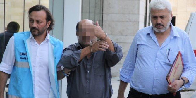 Otobüste elle taciz iddiasına gözaltı