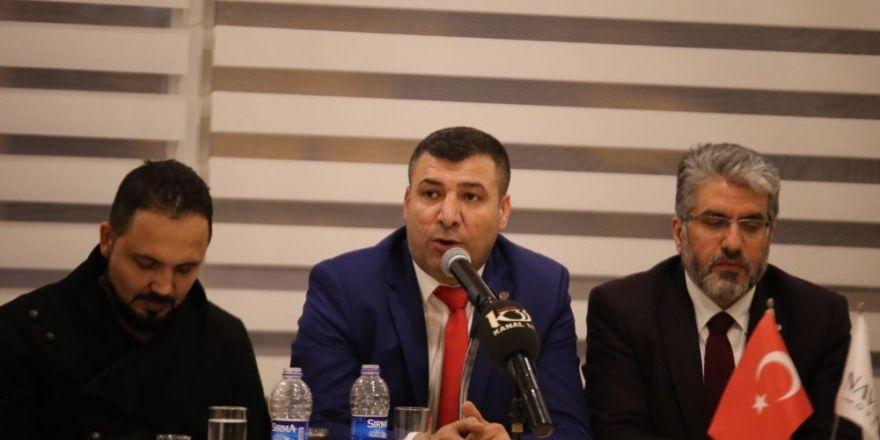 """Mahmut Karak: """"Bir yönetim kapandı ve yeni bir döneme geçtik"""""""