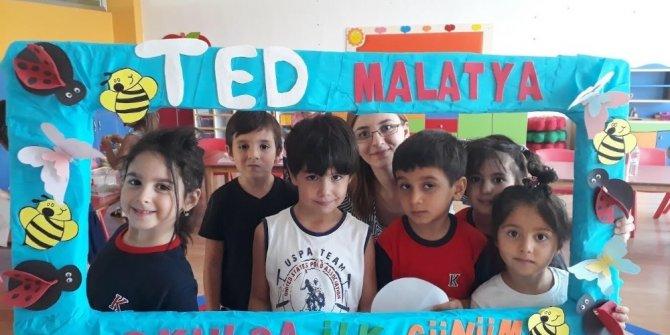 TED Kolejinde ana sınıfı öğrencilerine yönelik uyum süreci başladı