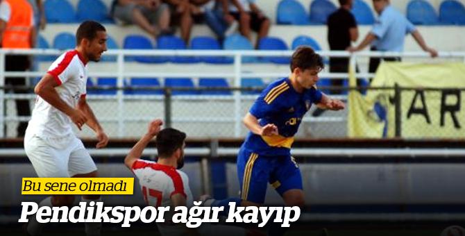 Bucaspor Pendikspor Maç Sonucu 2-0