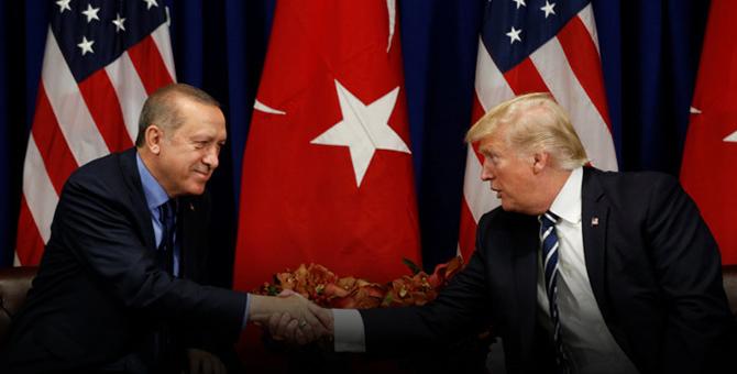 Erdoğan-Trump görüşmesinde neler yaşandı?