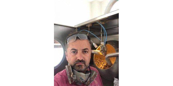 Yrd. Doç. Dr. Hacıyusufoğlu'na TÜBİTAK'tan teknogirişim desteği