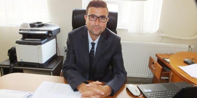 Burhaniye'de Bülent Dükancı Halk Eğitimi Merkezi Müdürü oldu