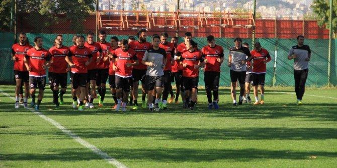 Gençlerbirliği, Başakşehir  maçına hazır
